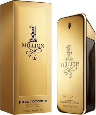 Paco Rabanne 1 Million Eau de Toilette (200ml)