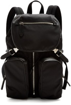 Neil Barrett Cargo-pocket nylon backpack