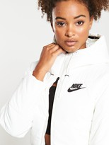 Nike NSW Padded Jacket - White