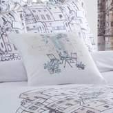 Kaleidoscope Riviera Filled Cushion