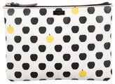Kate Spade Leather Cosmetic Pouch