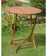Church's Street Solid Wood Bar Table Breakwater Bay