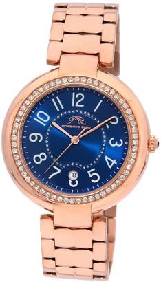 Women's Sofia Swarovski Crystal Accented Quartz Watch, 40mm x 48.7mm