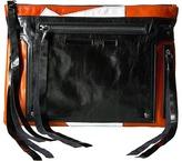 McQ Biker Pouch Clutch Handbags