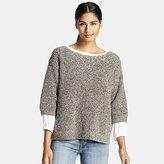 Uniqlo Women Oversized Wide Sleeve Sweater