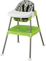 Evenflo Convertible 3-in-1 High Chair in Dottie Lime