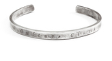 Lulu Frost George Frost G. FROST CULTURE CLASH CUFF - STERLING SILVER
