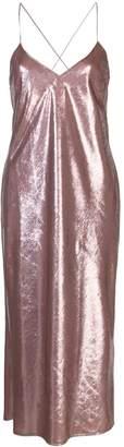 Mason by Michelle Mason bias midi dress