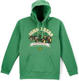John Deere JD Green 'Quality Equipment' Hoodie