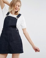 Dr. Denim Rory Pinafore Eco Coated Dress