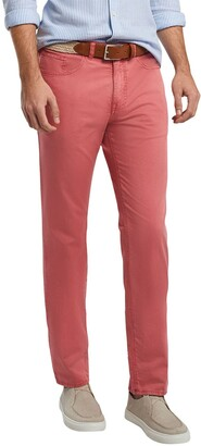 Peter Millar Seaside Broken Twill Pants