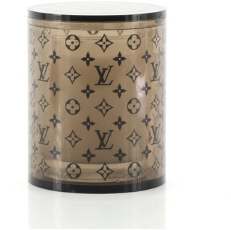 Louis Vuitton Scented Candle Monogram Glass