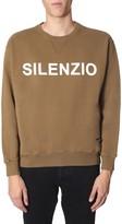 "Aspesi aspesi ""silence"" sweatshirt"