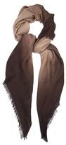 Bottega Veneta Dégradé Fine-knit Wool Scarf