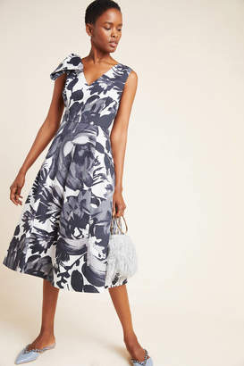 Tracy Reese Hope For Flowers By Hermosa Midi Dress