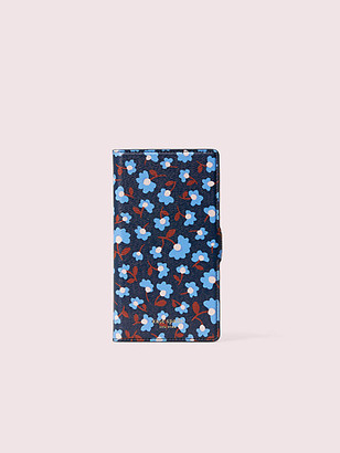 Kate Spade Sylvia Party Floral Iphone 11 Magnetic Wrap Folio Case