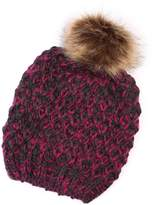 Riah Fashion Pom Knitted Beanie