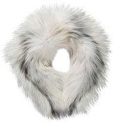 Oscar de la Renta Marble Fur Stole w/ Tags