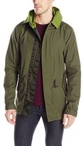 Scotch & Soda Men's Clean Long Parka