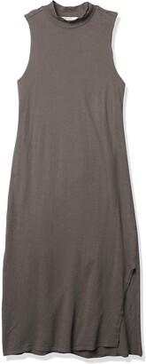 Stateside Women's Lightweight Crepe Knit Dress
