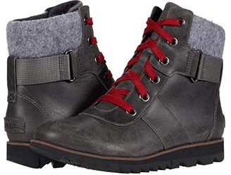 Sorel Harlow Conquest (Sandy Tan) Women's Boots