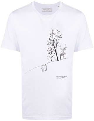 Societe Anonyme Landscape T-shirt