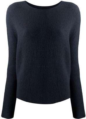 Christian Wijnants Kasima knitted top