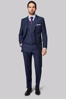 Ermenegildo Zegna Cloth Regular Fit Navy Check Suit