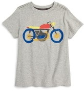 Tea Collection Boy's Motorbike Graphic T-Shirt
