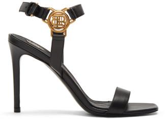 Balmain Black Pernille Sandals