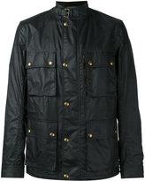 Belstaff Racemaster jacket - men - Cotton/Viscose - 50