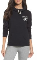 Junk Food Clothing Women's Nfl Oakland Raiders Sunday Hoodie