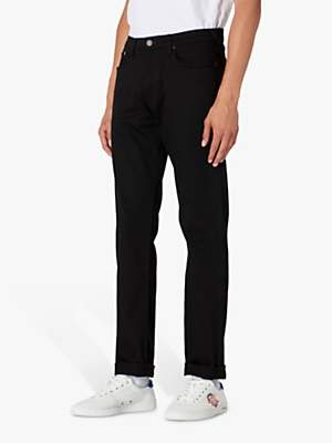 Paul Smith Tapered Jeans, Black