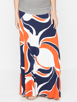 A Pea in the Pod Rachel Pally No Belly Maternity Skirt