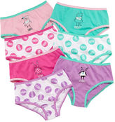 Okie Dokie 7-pk. Days-of-the-Week Panties - Toddler Girls 2t-5t