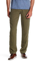 "Dockers Clean Khaki Straight Fit Linen Pant - 32"" Inseam"