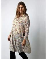 Koko Floral Long Shirt