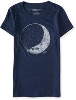 Aeropostale Crescent Moon Graphic T