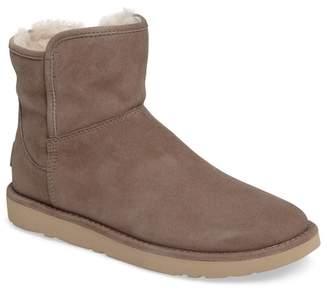 UGG Abree II Genuine Sheepskin Mini Boot