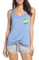 Junk Food Clothing Heart Tank