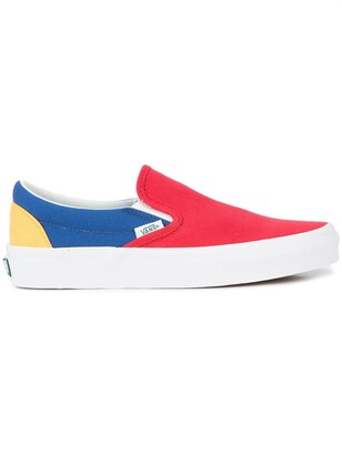 Vans Yacht Club classic slip-on skate shoes