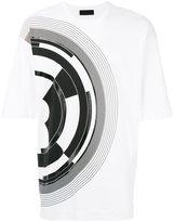 Diesel Titan Vinyl print T-shirt