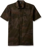 Volcom Men's Clutch Short Sleeve Shirt