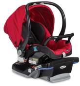 Combi Shuttle Titanium Infant Car Seat in Red Chili