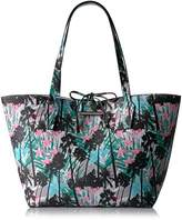 GUESS Bobbi Palm Inside Out Tote