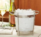 Pottery Barn Ava Ice Bucket