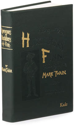 """Graphic Image Adventures of Huckleberry Fin"""" Book By Mark Twain, Personalized"""