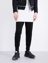 Julius Brand-print cotton-jersey jogging bottoms