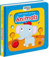 SASSI Touch, Explore and Learn Animals Book