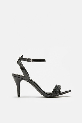 Coast Diamante Ankle Strap Sandals
